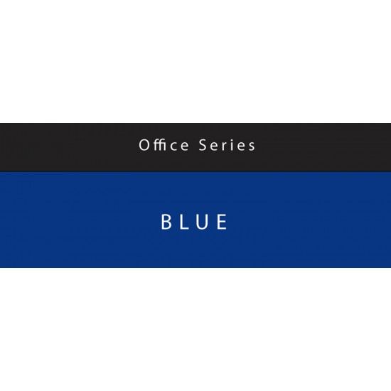 Colorverse 30ml Office Series Blue Fountain Pen Ink, Classic Bottle, Dye Based Non-toxic, Made In Korea