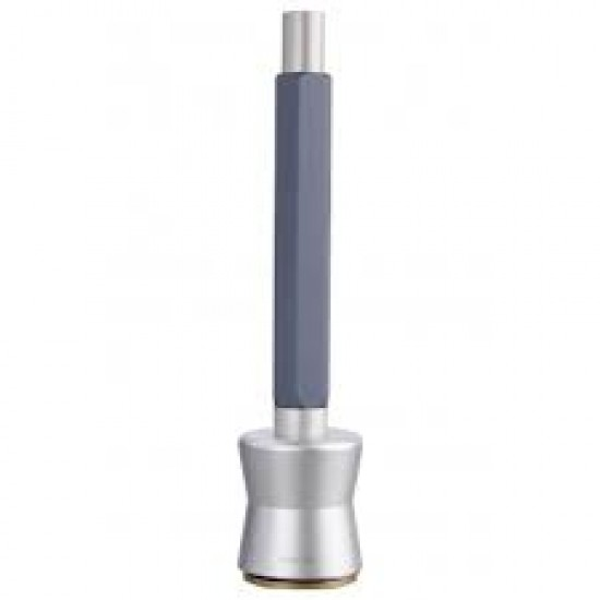 Worther Compact Grey Aluminium mechanical pencil with 5.6 mm 4B graphite lead Penstand cum sharpner